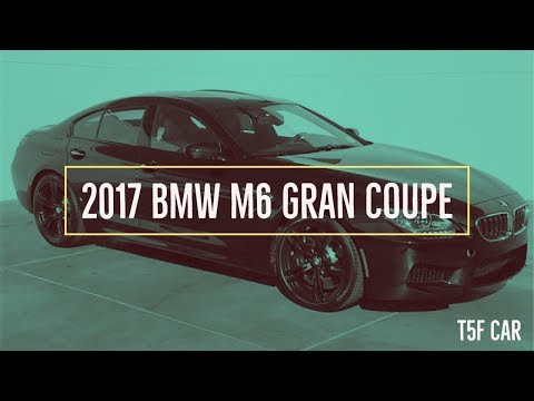 2017 bmw m6 gran coupe top 5 features youtube. Black Bedroom Furniture Sets. Home Design Ideas