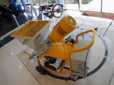 mini machine a platre utiform mat riel de construction alg rie youtube. Black Bedroom Furniture Sets. Home Design Ideas