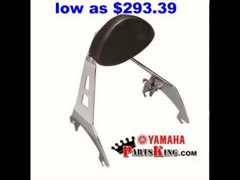Yamaha Quick Release Backrest