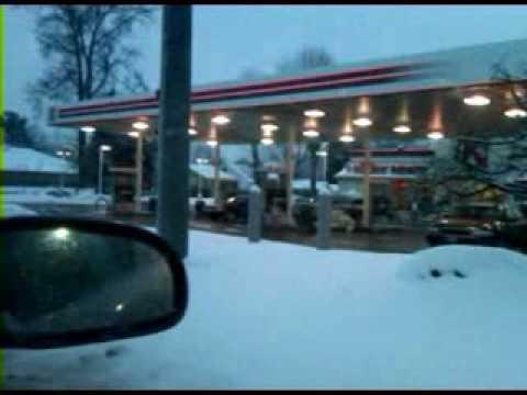 Driving in Canton & Massillon Ohio U.S.A