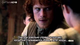 Outlander [RUS SUB] Meet the Frasers