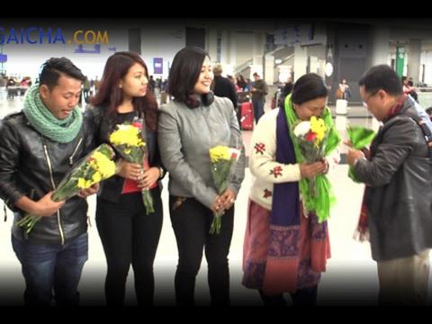 Artists Arrived in Hong Kong for Bagaicha Nite 2