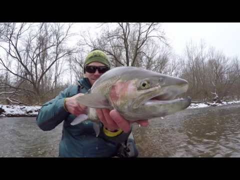 Winter Fishing In Buffalo, NY | Niagara, NY: Re-Discover Your Region #3