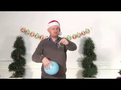 Science Experiments: Flying Tinsel
