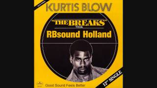 Kurtis Blow - The Breaks (12inch) HQsound