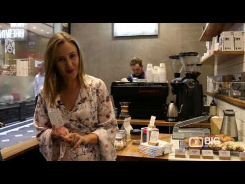 Padre Coffee Shop In Melbourne VIC Serving Espresso Coffee And Chocolate