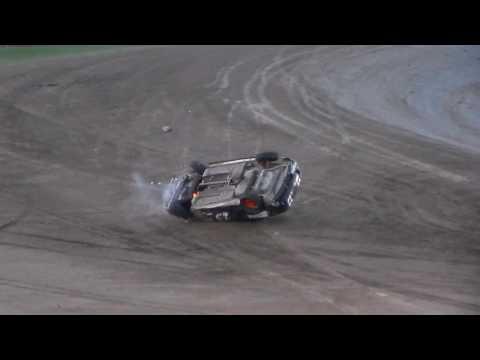 Dacotah Speedway IMCA Sport Compact A-Main (8/26/16)