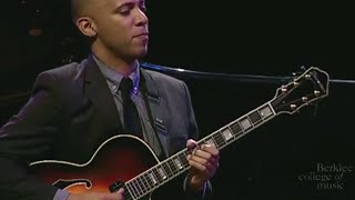 "Berklee Global Jazz Institute ft George Garzone, ""On Irene"