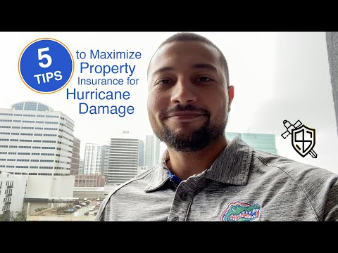 MAXIMIZE Hurricane Property Insurance Coverage   5 Tips To Help You In Your Hurricane Claim