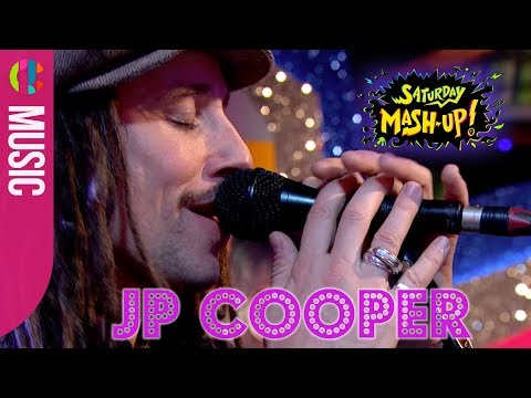 JP Cooper Performs 'She's On My Mind' on Saturday Mash-Up!!! | CBBC