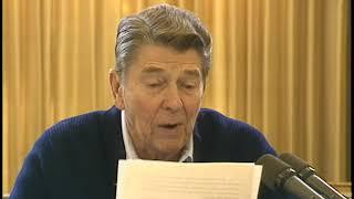 President Reagan's Radio Address on NATO Summit in Brussels, Belgium on March 5, 1988