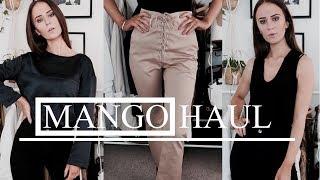 Mango Try On Haul   2019