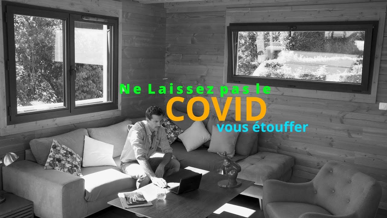 Ne laissez pas le COVID étouffer vos équipes !