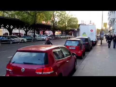 Berlin Pretty Girls Street Hooker Part2