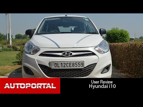 Hyundai I10 User Review Smooth Gear Shifting Auto Portal Youtube