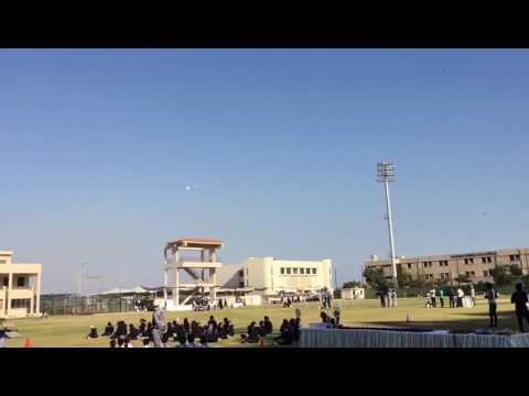 PakAerobotics: Haque Academy Annual Sports Day 2017. Courtesy Saima Nadeem !!