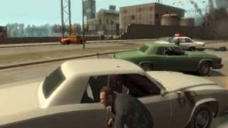 GTA 4 PC Lowest Settings On PC Laptop Gameplay