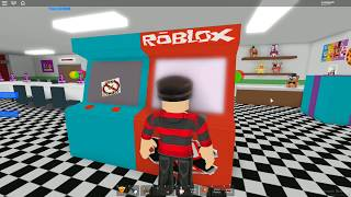 Roblox - FIVE NIGHTS AT FREDDY'S ‹ ATAQUE DO ANIMATRONIC PUPPET!!! ›
