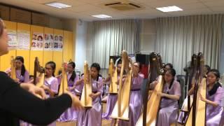 Theme from Swan Lake - Nan Hua Harp Ensemble