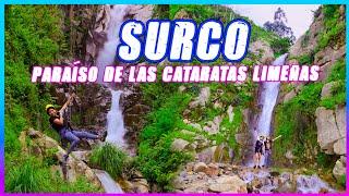 SAN JERÓNIMO DE SURCO CON S/. 10 Soles | NUEVA CATARATA CUCHIMACHAY | HUANANO