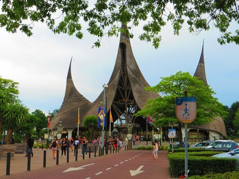 Efteling .The Netherlands . Our charming fairy-tale park