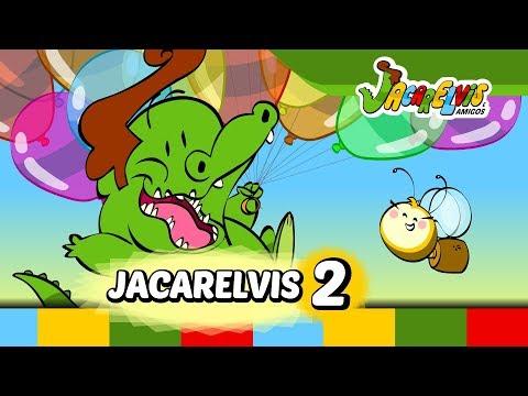 Desenho Infantil Jacarelvis 2 | Jacarelvis e Amigos (vol. 02)