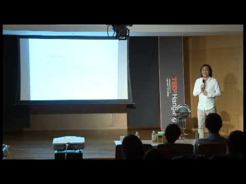 Self-Esteem Overcomes Fear: Hong-Tack Kim at TEDxHangang