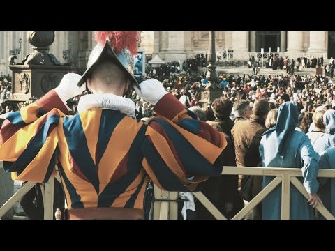 A Day at Saint Peter's Square, Vatican