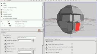 k 3d tutorial simple face and head 3d modeling part 1 of 2