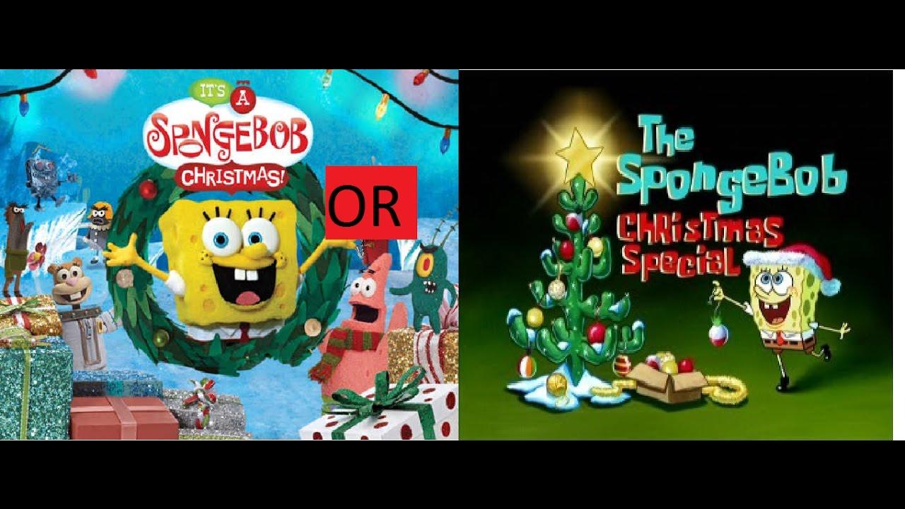 Spongebob Christmas Special.Christmas Who Vs It S A Spongebob Christmas Spongebob