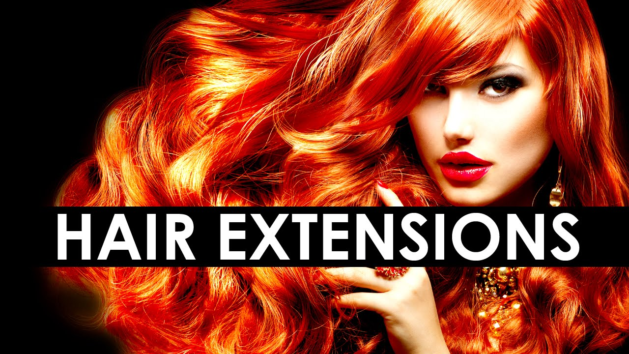 How To Get Hair Extensions For Short Hair Youtube
