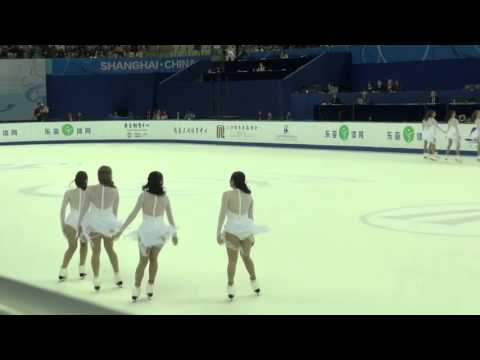 Shanghai Trophy 2016 - Nexxice - Canada - Short Program