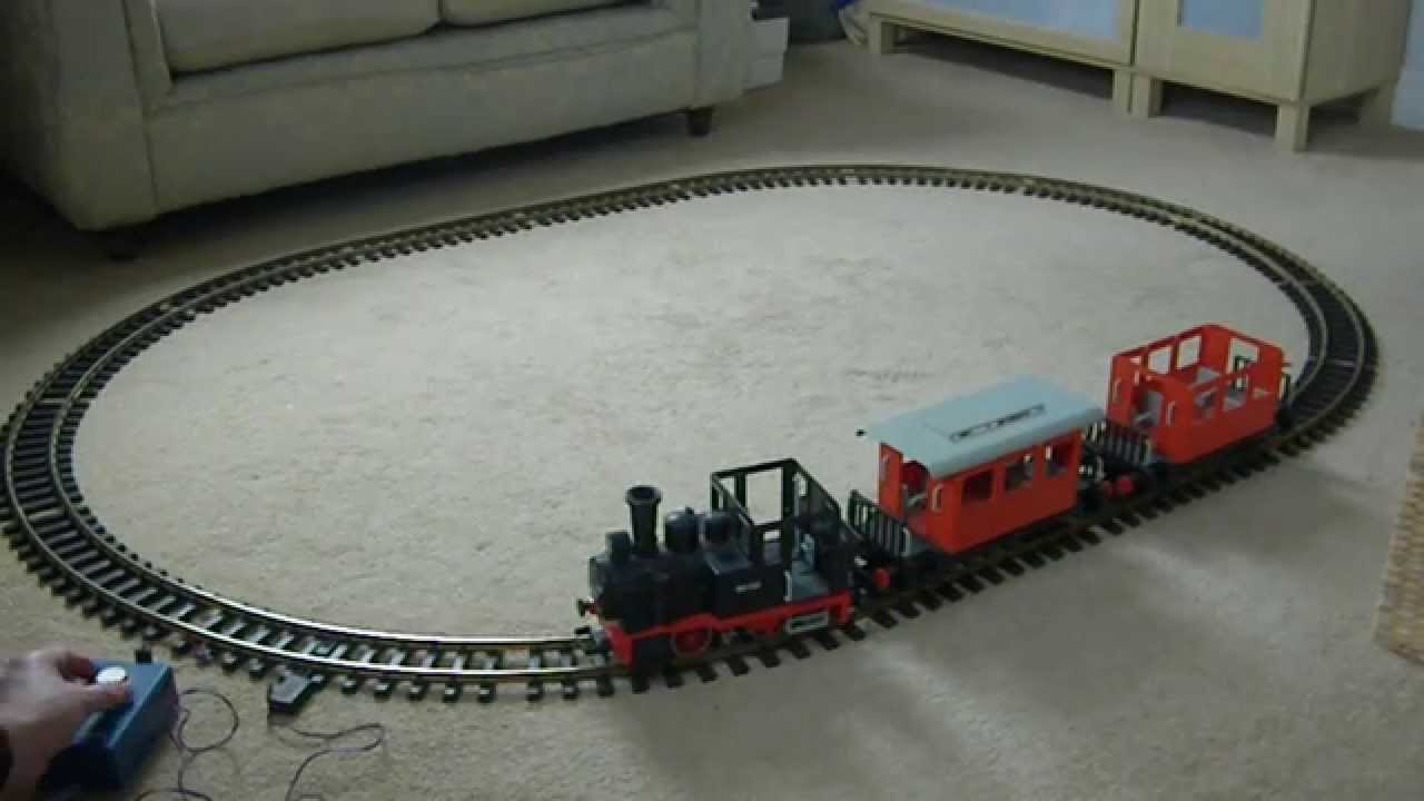 PLAYMOBIL Vintage Train Set - Electric | in Camden, London ... |Playmobil Train Layouts