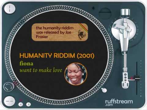 Humanity 2001 - Glen Washington, Freddy McGregor, Sanchez, Fiona, JD Smoothe