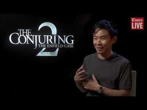 How The Conjuring 2 director James Wan gets his scare