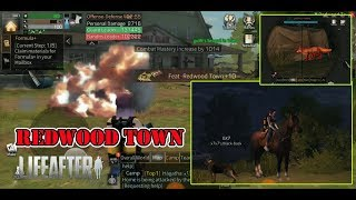 New Map Redwood Town - LifeAfter