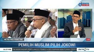 Ini Arah Dukungan Pemilih Muslim di Pilpres 2019