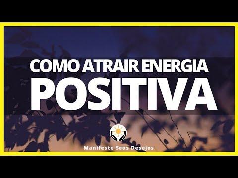 Como Atrair Energia Positiva - Lei da Atração