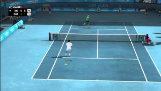 Australian Open 2012 Final (Djokovic VS Nadal)