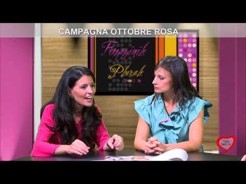 FEMMINILE PLURALE 2019/20 - Campagna ottobre rosa