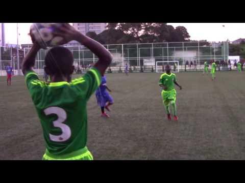 New Guinea FC vs. JMK Youth U14 - 1. Half 0:2