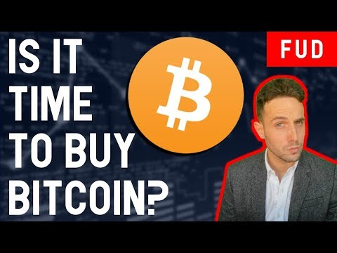 TIME TO BUY BITCOIN? Has the crypto crash found its bottom? ETH ICOs BTC BCH