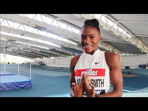 Dina Asher-Smith - Being the fastest woman in British history