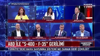 Habertürk Gündem - 1 Eylül 2018 - (Türkiye'nin savunmasında neye ihtiyaç var?)