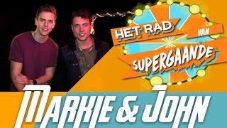 GEKKE MARKIE en JOHNQUOTE over GELD OP DE REKENING + SHOCK!! - RAD VAN SUPERGAANDE AFL. 4