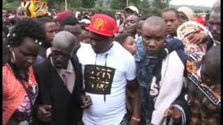 Mke na binamu watatiza mazishi Nakuru