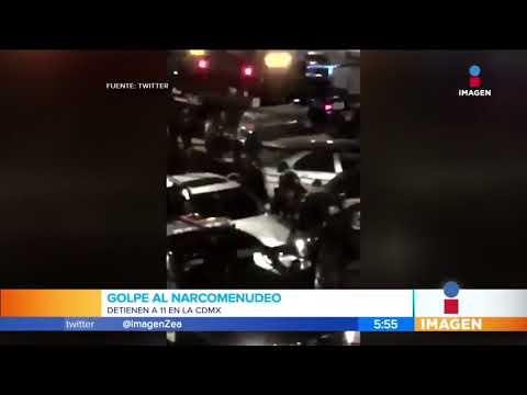 Dan golpe al narcomenudeo en la delegación Magdalena Contreras | Noticias con Francisco Zea