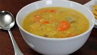 Гороховий суп без м