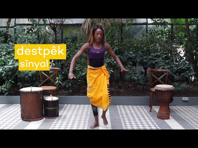 Dansên Afrîka 1: Sinte