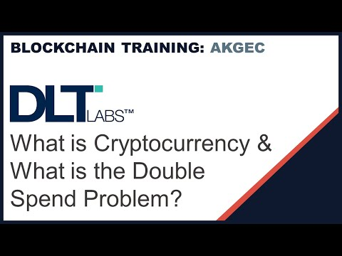 Cryptocurrency and Double spend problem [BlockChain]